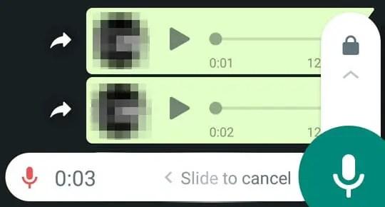 WhatsApp Tanpa Mengetik