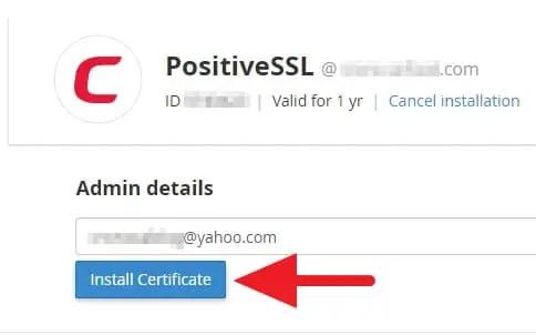 Panduan Lengkap Install SSL Gratis dari Namecheap untuk Situs Kamu 4