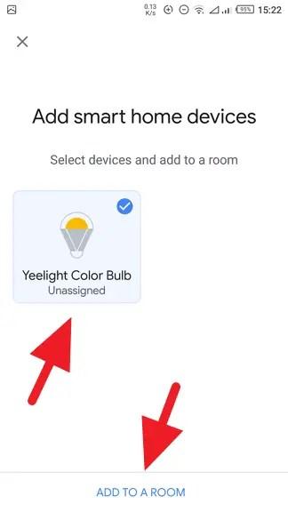 Cara Membuat Xiaomi Yeelight Bisa Dikontrol Google Assistant - Screenshot 20190129 152203
