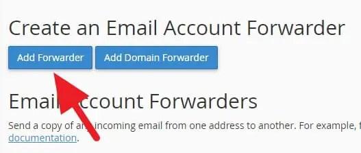 Cara Forward Webmail cPanel ke Gmail/Yahoo Pribadi dengan Mudah 3