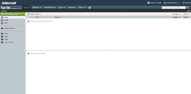Cara Membuat Email Sendiri Melalui cPanel (Panduan Pemula) - membuat email cpanel8