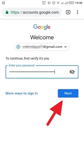 Cara Download Data Google+ Kamu Sebelum Dihapus! - Screenshot 20190201 193811