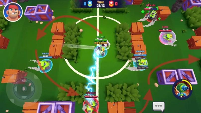 "5 Tips ""Pasti"" Menang Mode Soccer di Tanks a Lot - Screenshot 20190210 172351"