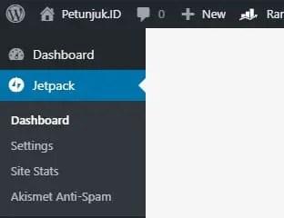 5 Langkah Membuat Plugin Jetpack jadi Lebih Ringan di Wordpress - Jetpack Ringan 1