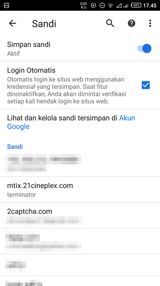 3 Cara Melihat Password Tersimpan Chrome Android & PC 4