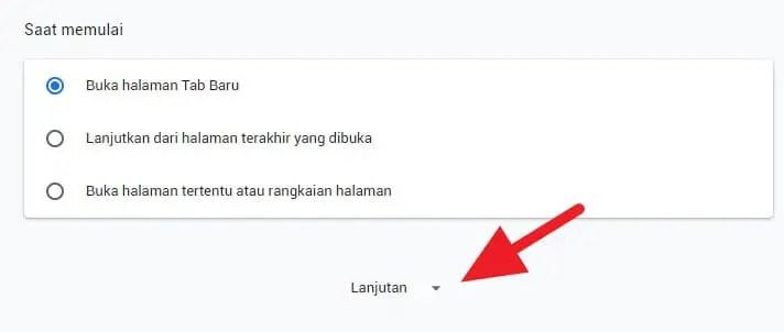 Membersihkan Saran Pencarian di Chrome (PC & ANDROID) - Mematikan Saran Pencarian Chrome PC 2