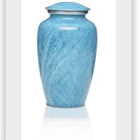 Alloy Adult Cremation Urn