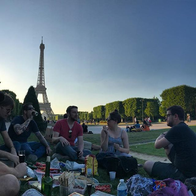 This. #france #paris #wceu #eiffeltower #friends