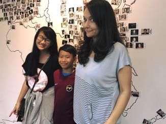 WordPress Workshop for kids Bangkok, February 2017