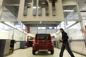 Fiat chce się połączyć z Peugeotem