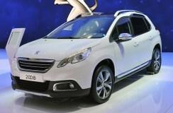 Peugeot 2008 oficjalnie