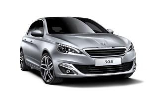 5 gwiazdek Peugeota 308 w testach Euro NCAP