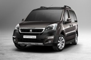 Peugeot Partner doczekał się faceliftingu