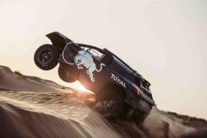 Peugeot 2008 DKR16 przygotowany do Rajdu Dakar