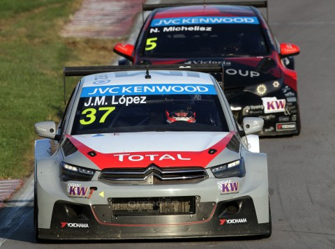 FIA WORLD TOURING CAR CHAMPIONSHIP 2014 - BEIJING CHINA