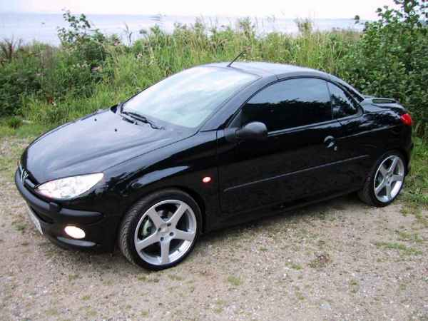20+ Peugeot 206 Black Tuning Pictures and Ideas on STEM