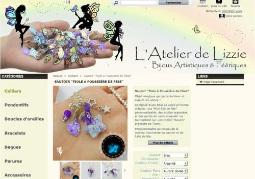 bijoux féeriques