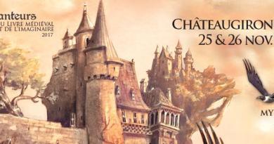 Les Enchanteurs – Salon du livre médiéval et de l'imaginaire 2017