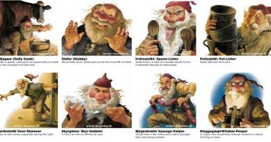 Sur la trace des elfes d'Islande – Les Yule Lads