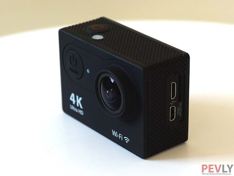 Eken H9 Ultra HD 4K Action Camera Review Pevly