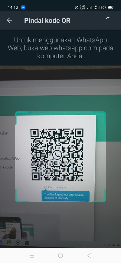 Web.whatsapp Kode Qr : web.whatsapp, Whatsapp, Online, Using, Method, Scanning, Mobile., Georgiananyc