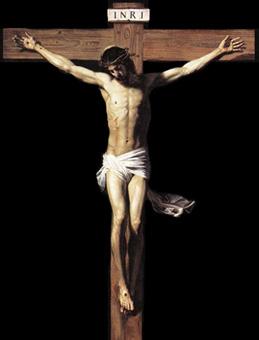 Gambar Yesus Di Salib : gambar, yesus, salib, Tanda, Salib, Credo, Intelligam
