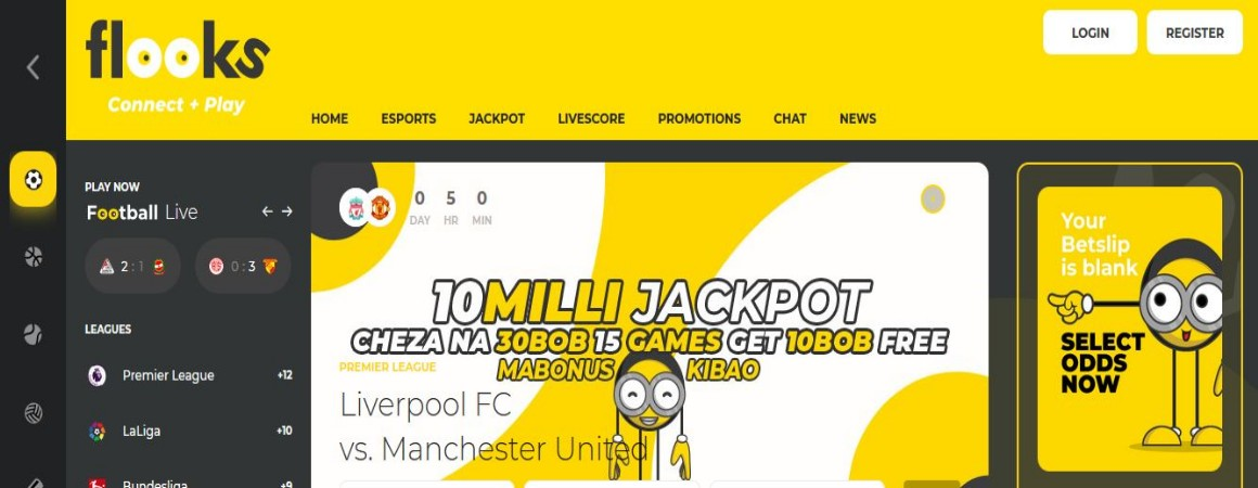 Flooks Bet Jackpot Results, Bonuses and Winners