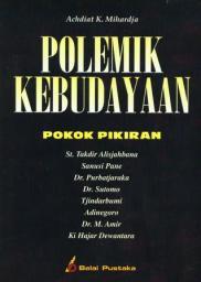 Polemik Kebudayaan - Achdiat K. Mihardja
