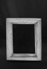 Rectangular Pewter Photo Frame - Italian Pewter Home Dcor
