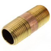 "1/2"" Brass Nipples (Lead Free)"