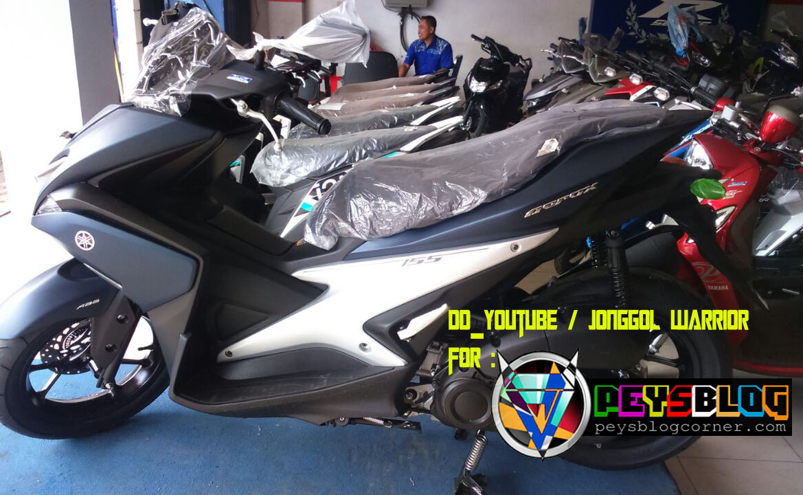 Download 55 Modif Motor Yamaha Aerox Terbaru  Sumped Motor