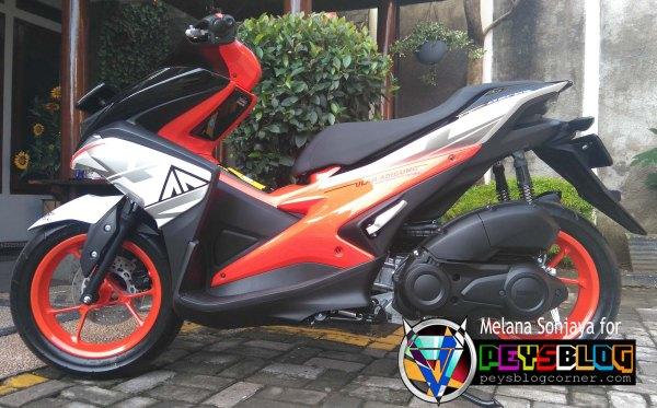 Foto Modifikasi Yamaha Aerox 155 Keren Abis Imgurl