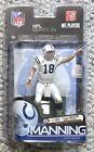 McFarlane Peyton Manning White Jersey Chase Series 24 2815 of 3000 Colts Broncos