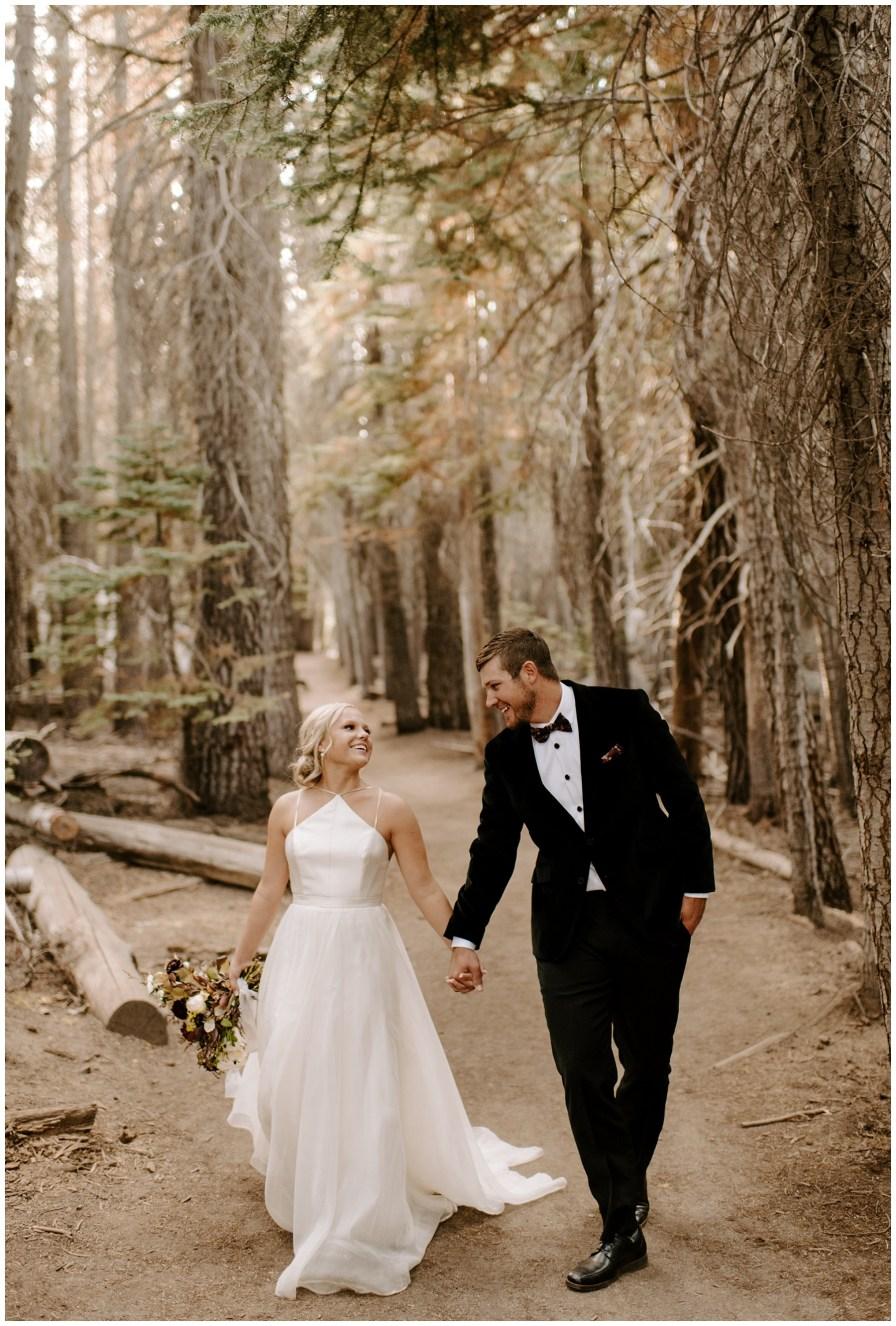 , Yosemite Wedding