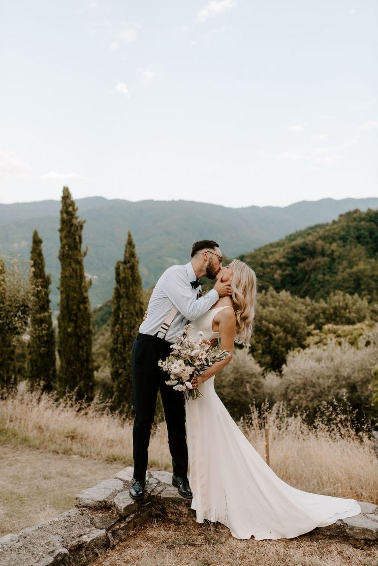 , Tuscany, Italy Wedding