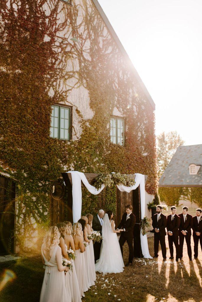oklahoma fall wedding, Oklahoma wedding photographer