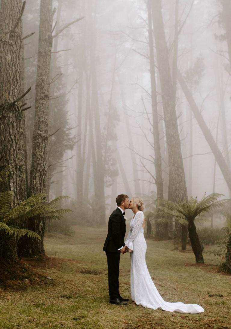 blue mountains Australia wedding, Blue Mountains Australia Wedding | HelloMay Cover