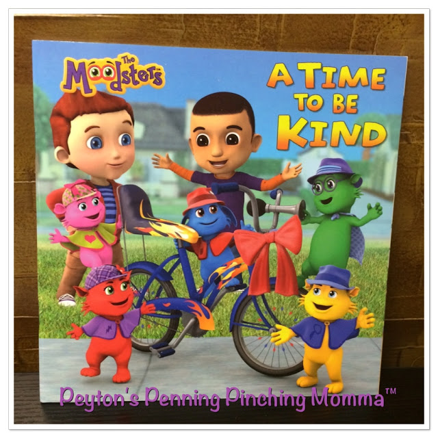 The Moodsters A Time to be Kind