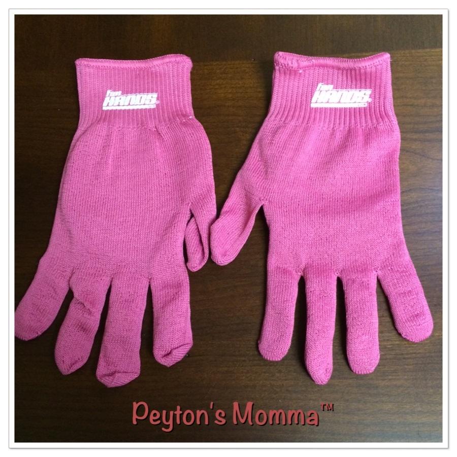 Fan Hands Gloves