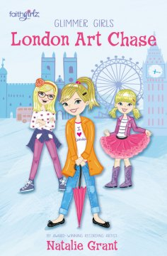 London Art Chase by Natalie Grant