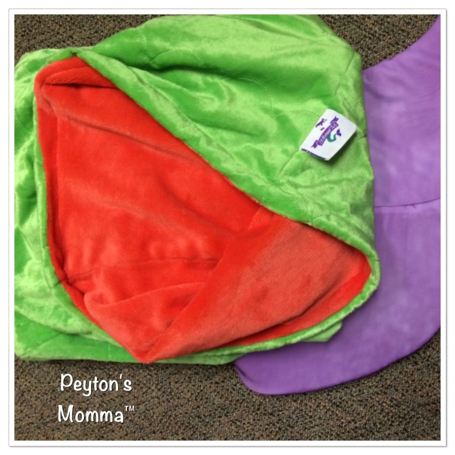 Mermaid Tail Cozy Blanket