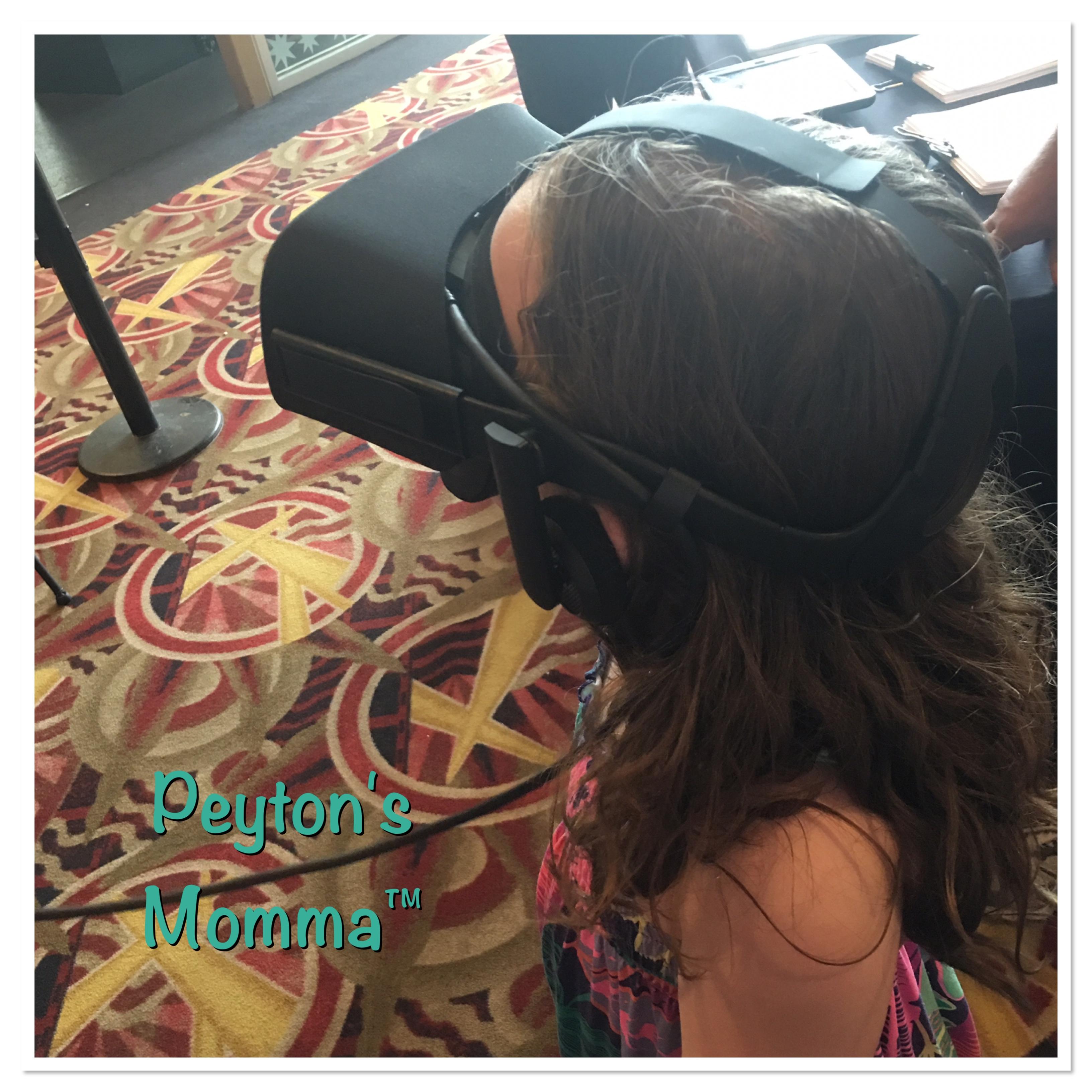 Peyton's Experience Through Mowgli's Eyes