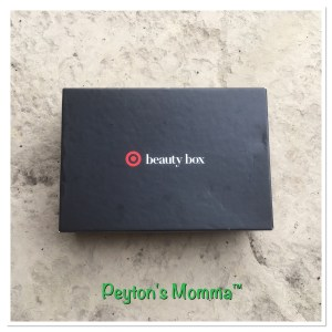 Target Beauty Box – June 2016
