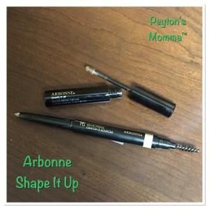Arbonne Shape It Up Products Line