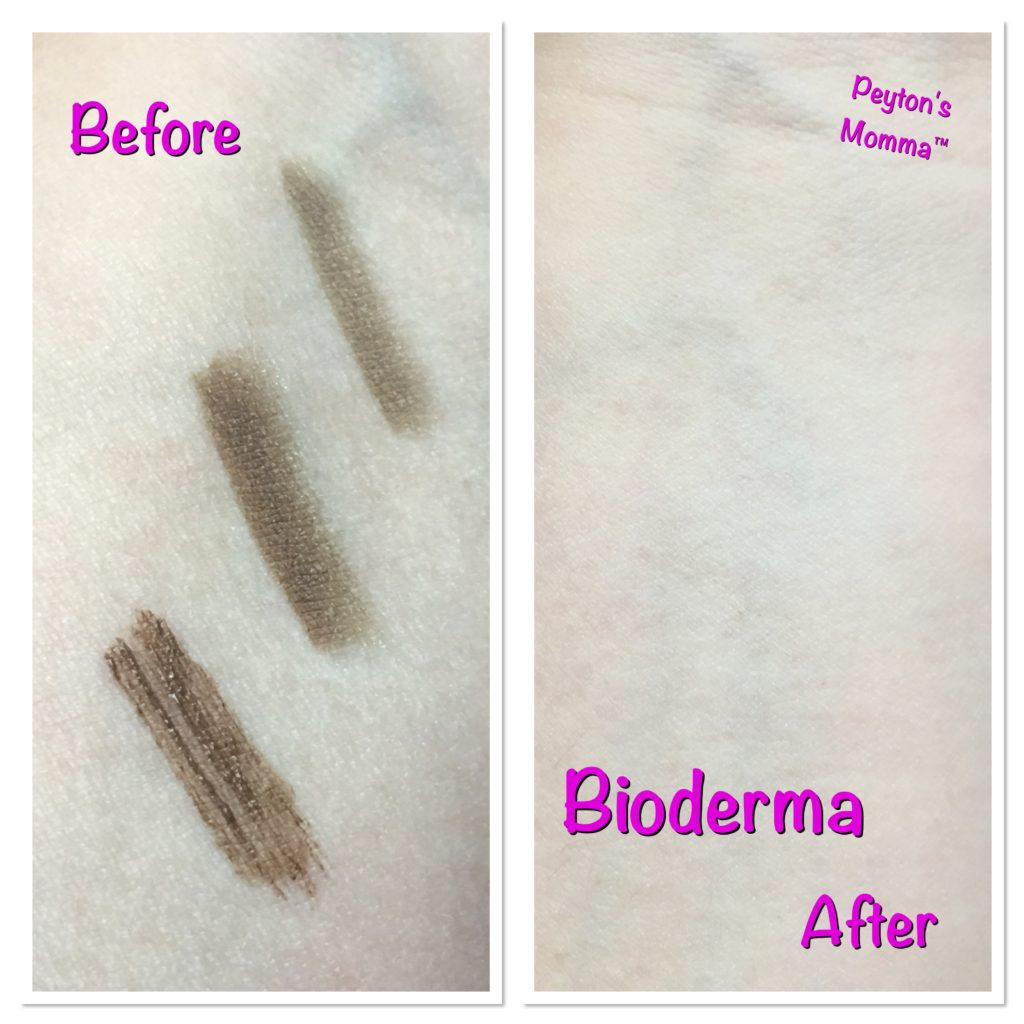 Bioderma Before and After Picture
