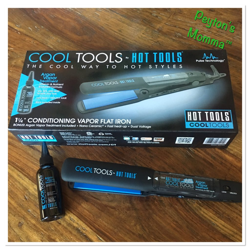 Cool Tools Vapor Flat Iron