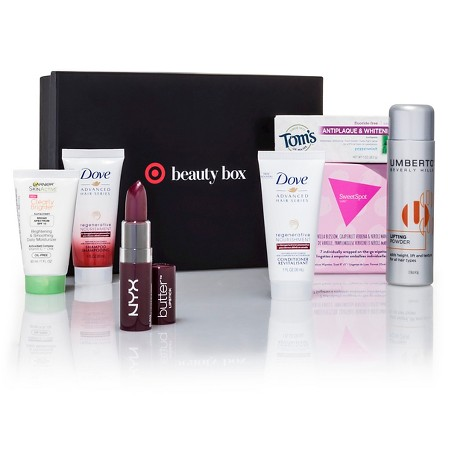 July Target Beauty Box Fresh and Fabulous