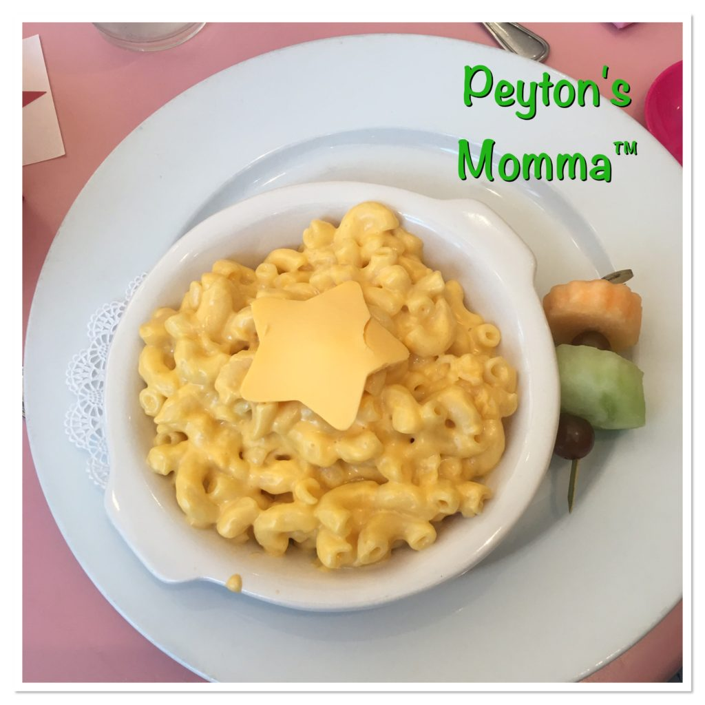 American Girl Bistro Mac n Cheese