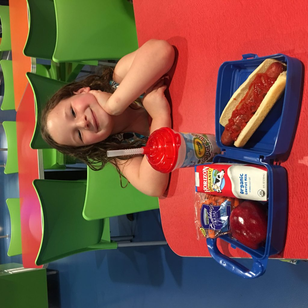 Crayola Experience Kids Lunch