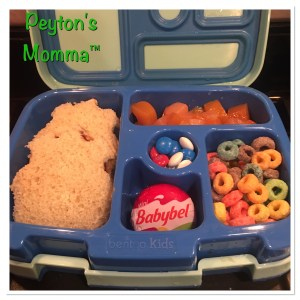 Princess Castle Bento Box